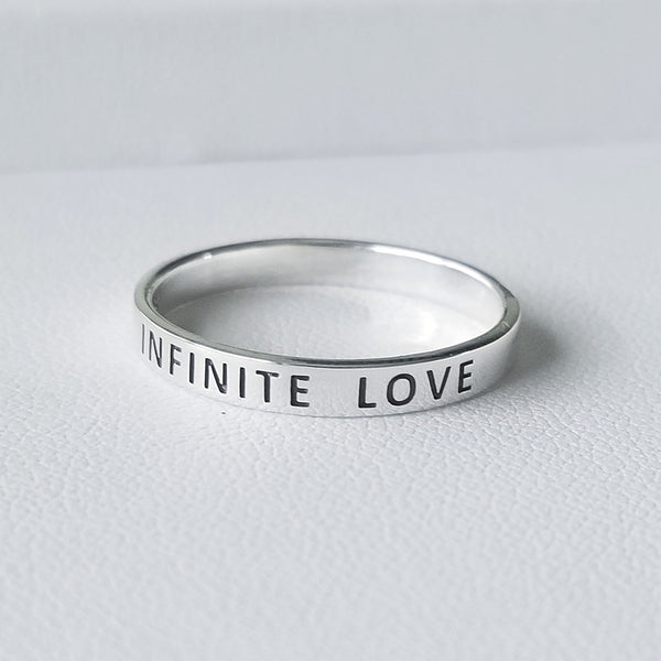 Infinite Love Ring