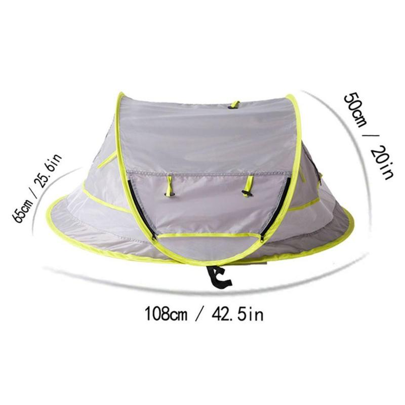 Protect your Baby! Foldable Mosquito Net for children