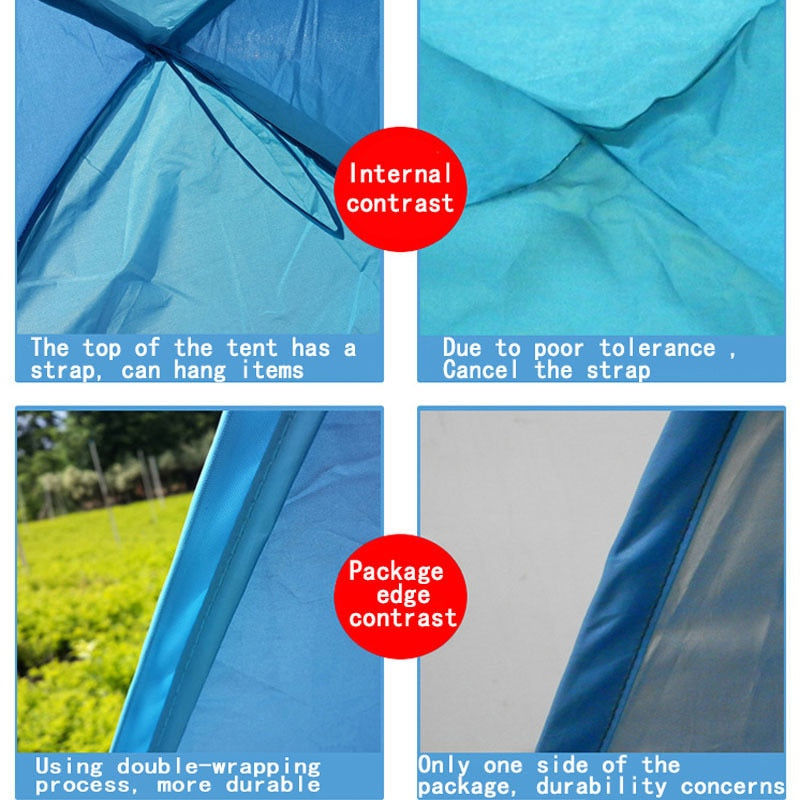 UV-protect Quick Camping Tent