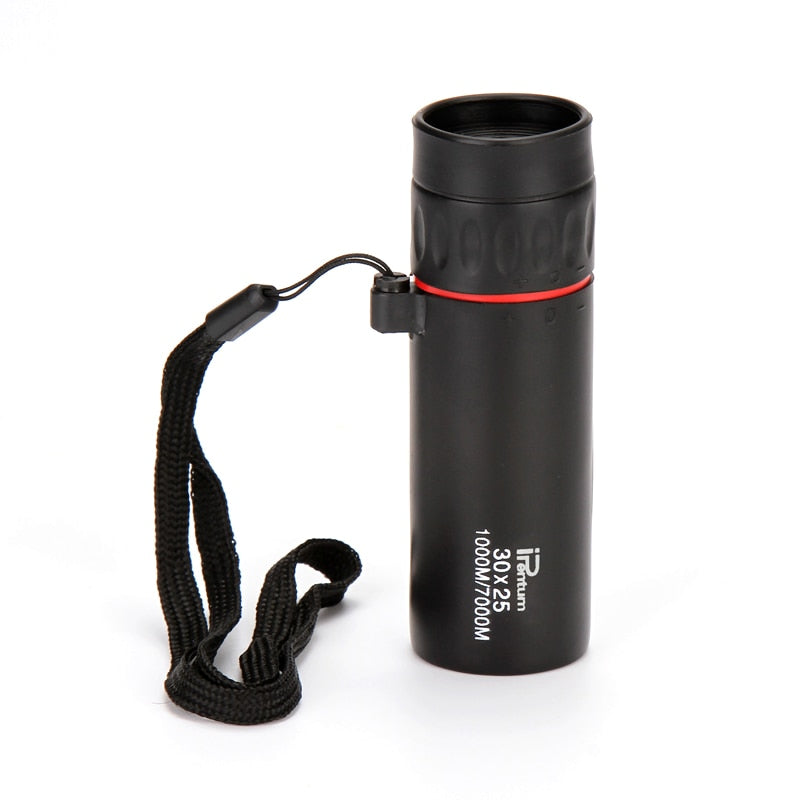 HD Monocular Mini Telescope 30x25