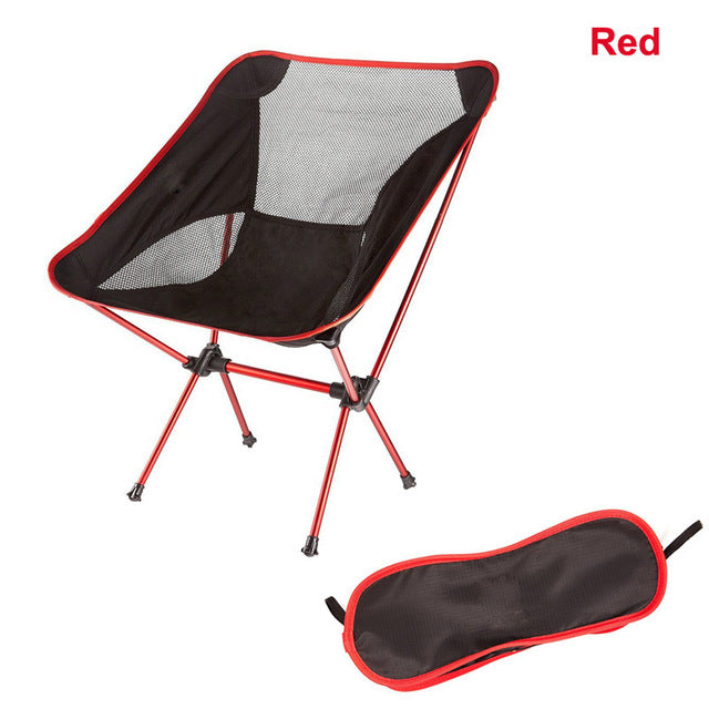 Outdoor Folding Camping Chair