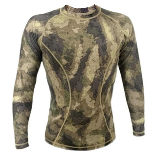 Camouflage Pull Over Shirt