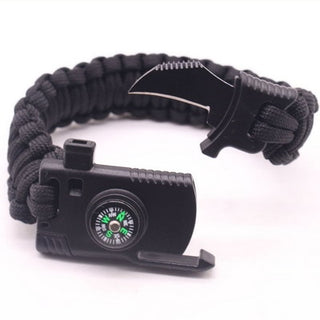 Paracord Multi-function Survival Bracelet