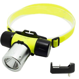 Deep Water Diving Super Bright 1000 Lumens  Headlamp