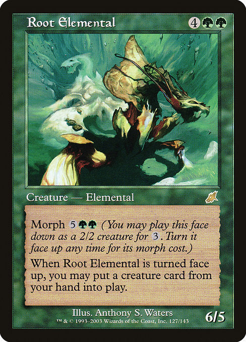 Root Elemental [Scourge] - Evolution TCG | Evolution TCG