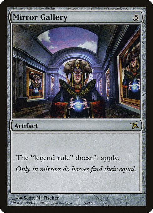 Mirror Gallery [Betrayers of Kamigawa] - Evolution TCG | Evolution TCG