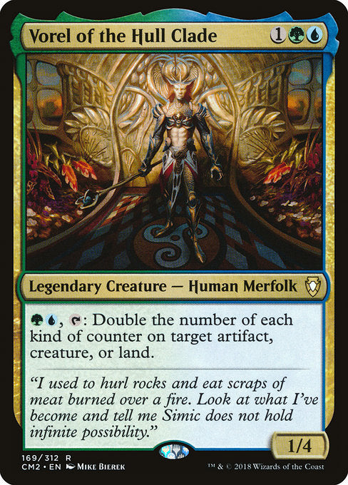 Vorel of the Hull Clade [Commander Anthology Volume II] - Evolution TCG | Evolution TCG
