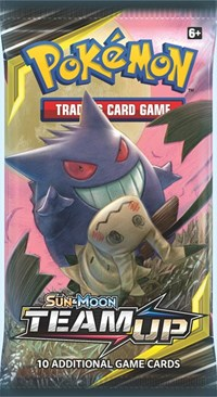 Sun & Moon-Team Up Booster Pack