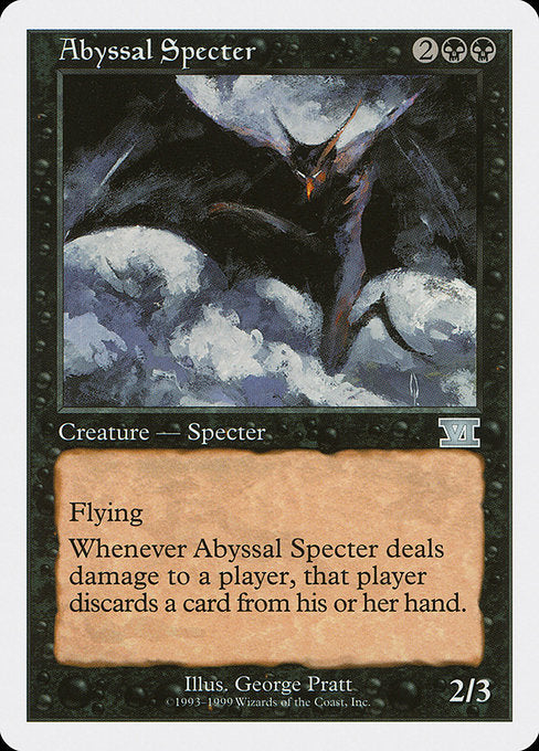 Abyssal Specter [Battle Royale Box Set] - Evolution TCG | Evolution TCG