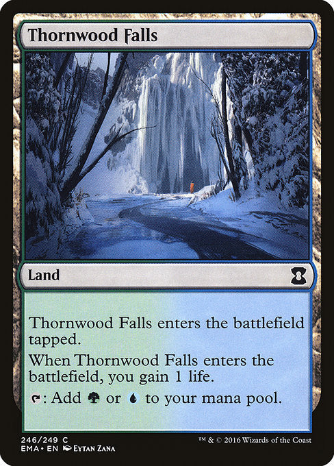 Thornwood Falls [Eternal Masters] - Evolution TCG | Evolution TCG