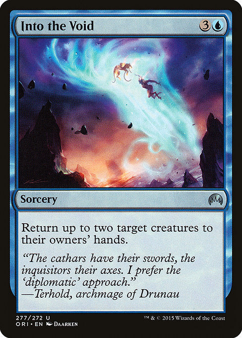 Into the Void [Magic Origins] - Evolution TCG | Evolution TCG