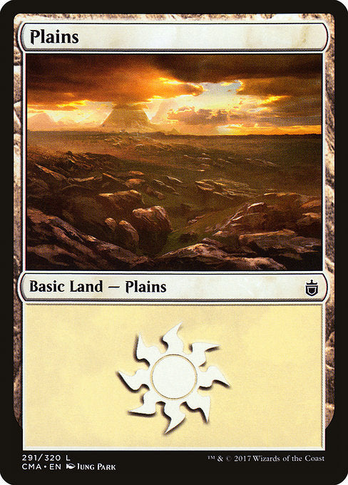 Plains [Commander Anthology] - Evolution TCG | Evolution TCG