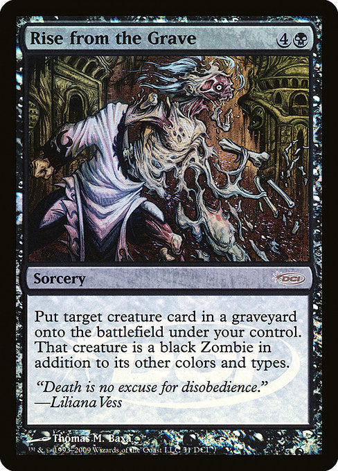 Rise from the Grave [Wizards Play Network 2009] - Evolution TCG | Evolution TCG