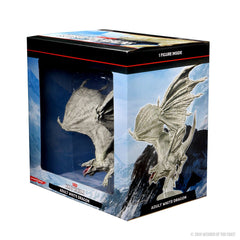 D&D Icons of the Realms: Adult White Dragon Premium Figure - Evolution TCG | Evolution TCG