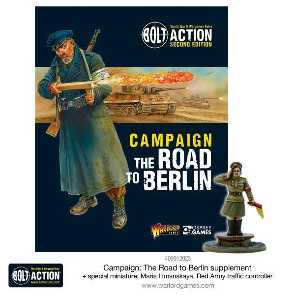 Bolt Action Campaign: The Road to Berlin - Evolution TCG | Evolution TCG