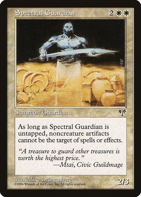 Spectral Guardian [Mirage] - Evolution TCG | Evolution TCG