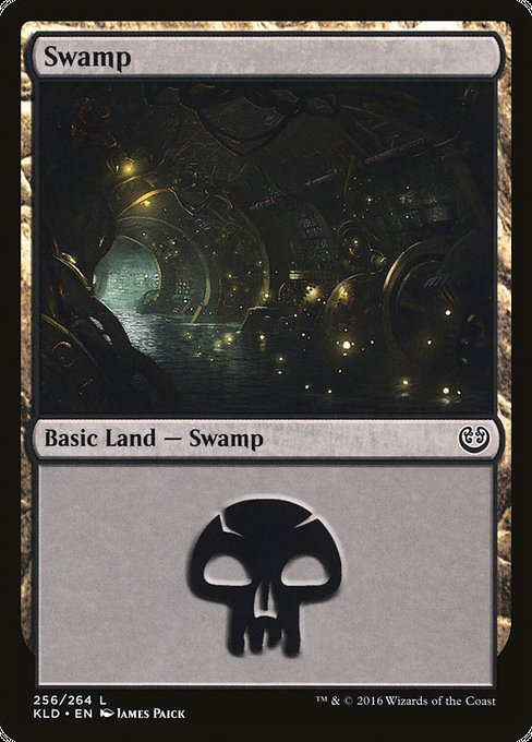 Swamp [Kaladesh] - Evolution TCG | Evolution TCG