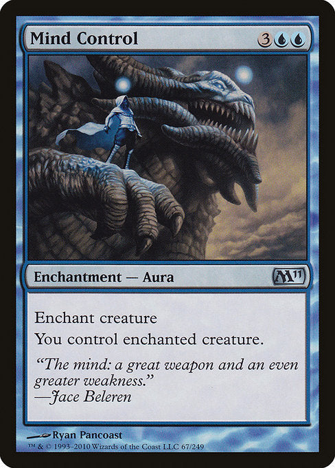 Mind Control [Magic 2011] - Evolution TCG | Evolution TCG