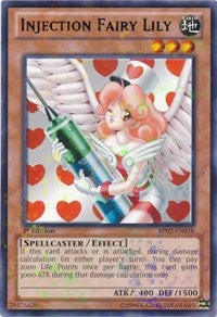 Injection Fairy Lily [Battle Pack 2: War of the Giants] [BP02-EN018] - Evolution TCG | Evolution TCG