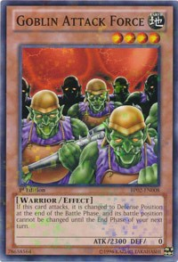 Goblin Attack Force [Battle Pack 2: War of the Giants] [BP02-EN008] - Evolution TCG | Evolution TCG