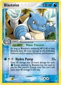 Blastoise [Crystal Guardians] - Evolution TCG | Evolution TCG