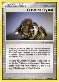 Cessation Crystal [Crystal Guardians] - Evolution TCG | Evolution TCG