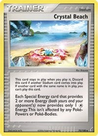 Crystal Beach [Crystal Guardians] - Evolution TCG | Evolution TCG
