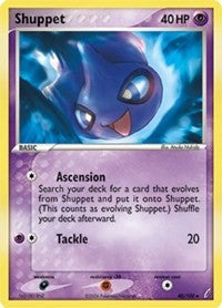 Shuppet [Crystal Guardians] - Evolution TCG | Evolution TCG