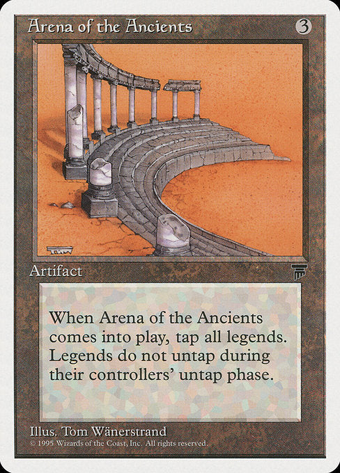 Arena of the Ancients [Chronicles] - Evolution TCG | Evolution TCG