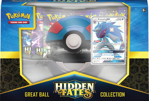 Hidden Fates - Great Ball Collection