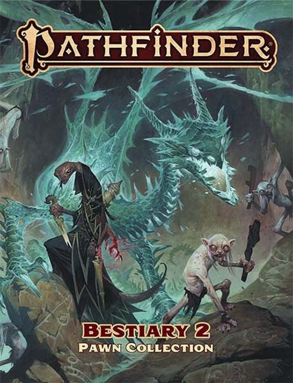 Pathfinder, Second Edition: Bestiary 2 Pawn Collection | Evolution TCG