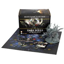 Dark Souls the Board Game: Manus, Father of the Abyss Expansion | Evolution TCG