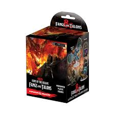 D&D Icons of the Realms: set 15 Fangs and Talons Booster Pack - Evolution TCG | Evolution TCG