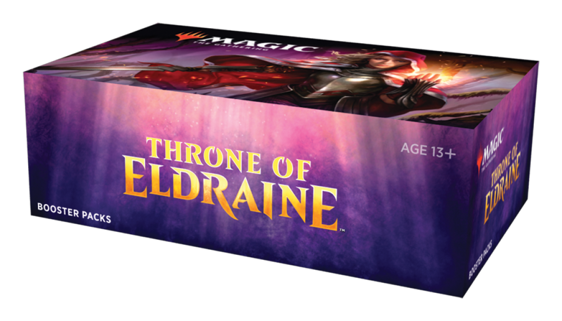 Throne of Eldraine - 36 Pack Booster Box | Evolution TCG