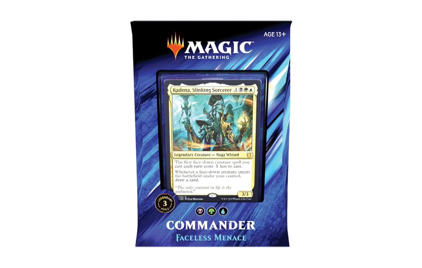 Commander 2019: Faceless Menace | Evolution TCG