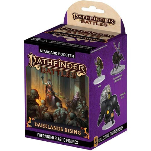 Pathfinder Battles Miniatures: Darklands Rising - Booster Pack - Evolution TCG | Evolution TCG