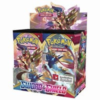 Sword & Shield Booster Box - Evolution TCG | Evolution TCG