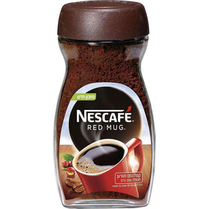 Nescafé Red Mug Granulated Instant Coffee 200 grams Pack of 4