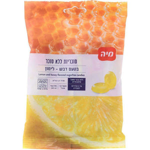 Sugar-Free Lemon And Honey Flavored Candies 80 grams $3/unit Pack of 20 FREE SHIPPING