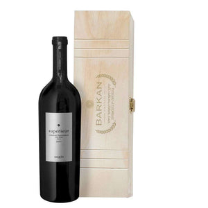 BARKAN SUPERIEUR CABERNET SAUVIGNON KOSHER LUXURY DRY RED WINE 2003