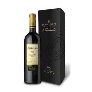 BARKAN ALTITUDE +585 CABERNET SAUVIGNON KOSHER LUXURY DRY RED WINE