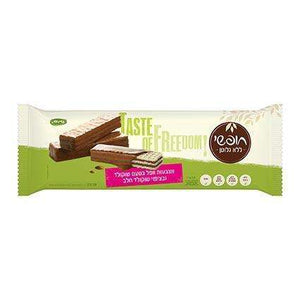 Taste Of Freedom Gluten-Free Milk Chocolate Wafer Fingers 125 grams Pack of 12 FREE SHIPPING