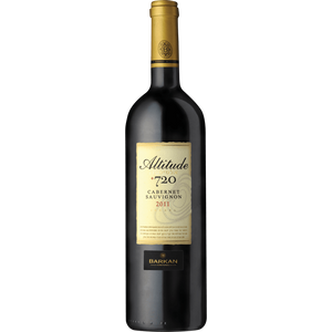 BARKAN ALTITUDE +720 CABERNET SAUVIGNON KOSHER LUXURY DRY RED WINE