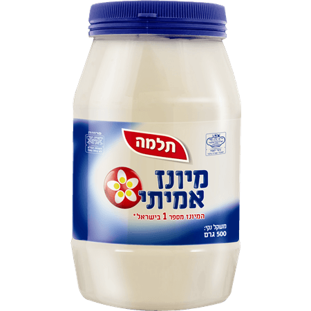 Telma Real Mayonnaise 500 grams