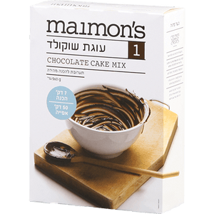 Maimon's Chocolate Cake Mix 560 grams Pack of 4