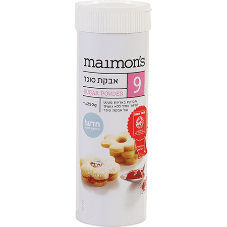 Maimon's Sugar Powder 250 grams Pack of 4