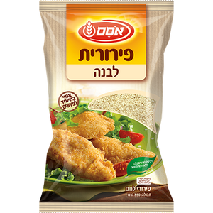 Osem White Perurit Breadcrumbs 350 grams Pack of 6