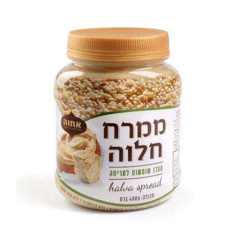 Halva Spread 400 grams Pack of 4