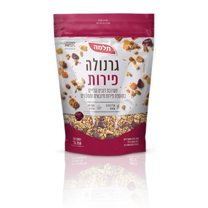 Telma Fruit Granola With Roasted Grains 350 gr Pack of 4