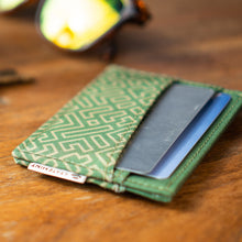 Recycled Plastic Card Holder Wallet